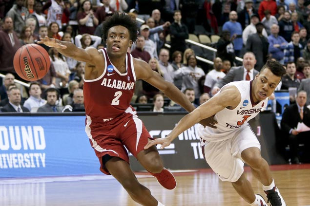 A handful of NBA prospects make early exit from NCAA Tournament