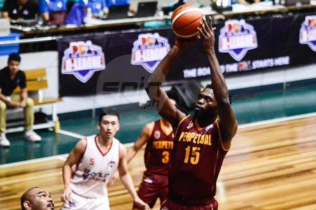 Prince Eze 20-20 game powers Perpetual Altas past AMA Titans