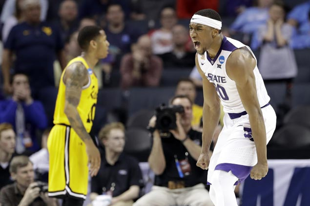 Ultimate underdog story over as Kansas State Wildcats down UMBC Retrievers