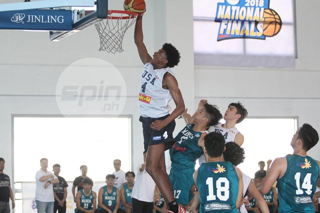Jalen Green open to playing for PH team. Gilas is interested. But can he be eligible?