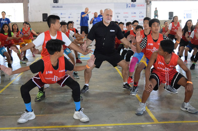 Jr. NBA PH North Luzon leg draws banner field as 15 young cagers earn spots to national camp