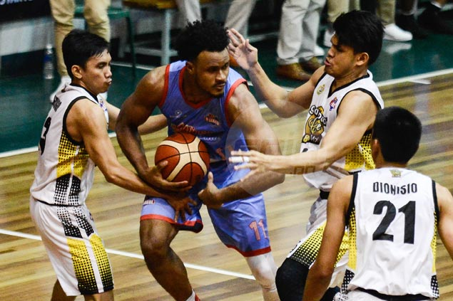 Marinerong Pilipino secures playoff spot, stretches streak to six with win over Gamboa-St. Clare