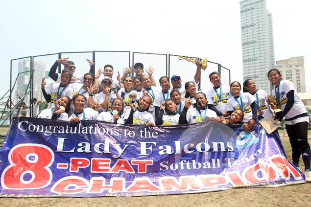 Adamson completes finals comeback against UST to extend UAAP softball dominance to eight years