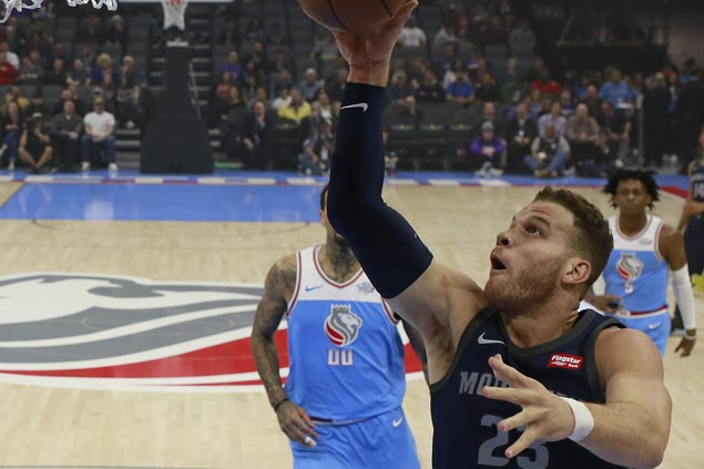 Blake Griffin sparks third-quarter rally as Pistons defeat Kings