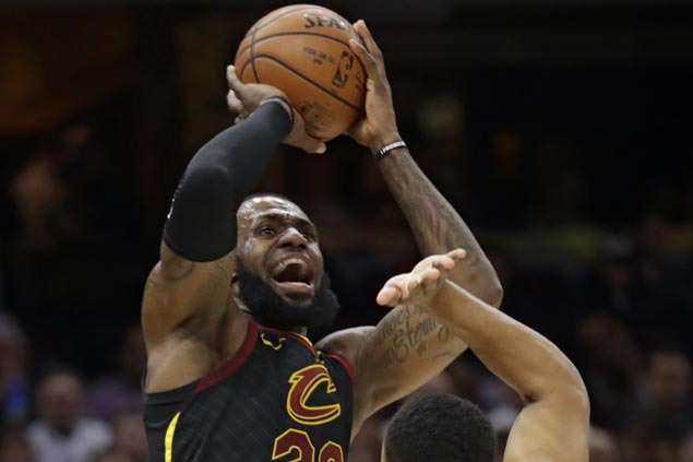 Lue takes leave, Love returns and LeBron lifts Cavs past Bucks