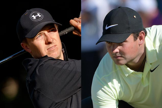 Jordan Spieth, Patrick Reed drawn to play in same group at Match Play