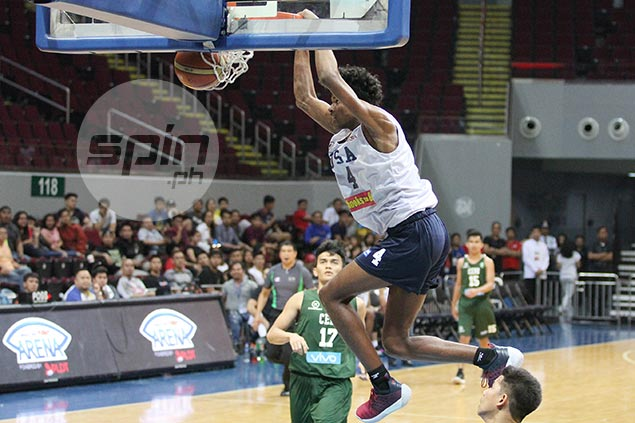 Green puts on show in romp over UV as FilAm Sports sets up clash vs NU in NBTC