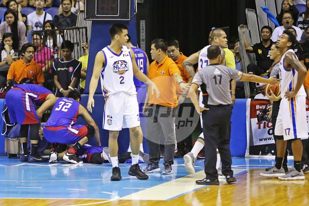 Ejected JR Quinahan insists no intention to hurt Jalalon: 'Bola talaga habol ko'