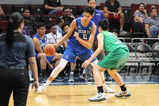 Blue Eaglets, Magis Eagles down separate foes to set up all-Ateneo NBTC quarterfinal