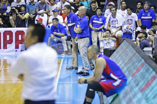 Yeng Guiao raises the bar, expects NLEX to be a perennial playoff contender from hereon