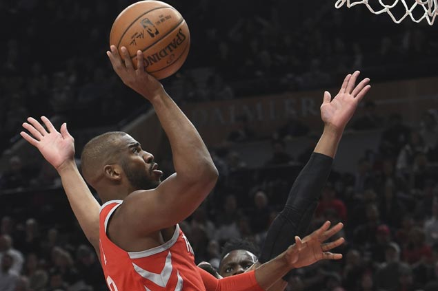 League-leading Rockets extend win run to six, halt Blazers streak at 13
