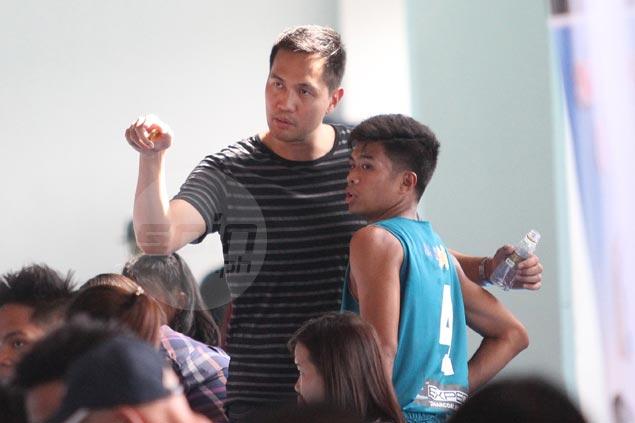 Mentoring Letran-Bataan kids a fulfilling experience for ex-pro Kerby Raymundo