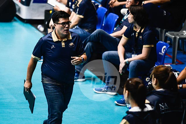 Babes Castillo not panicking despite ominous slump haunting NU Lady Bulldogs