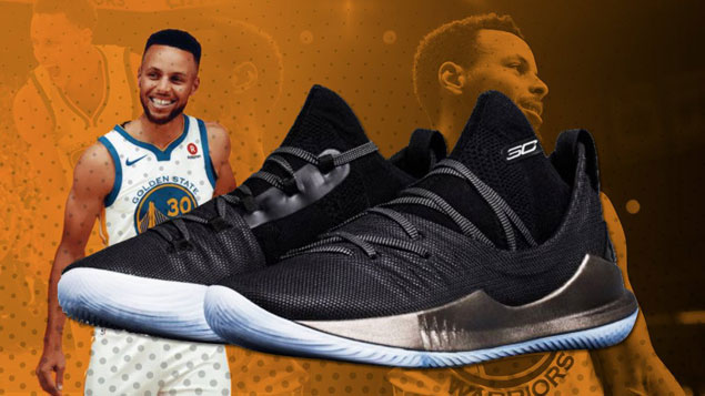Under Armour sheds 'Dad Shoe' tag with stylish take on latest Steph Curry signature shoe