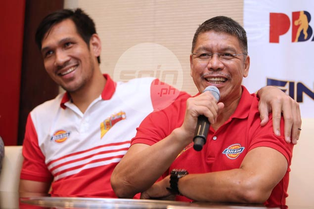 Fajardo was left in tears by SMB loss to San Mig in 2013. Now he wants payback