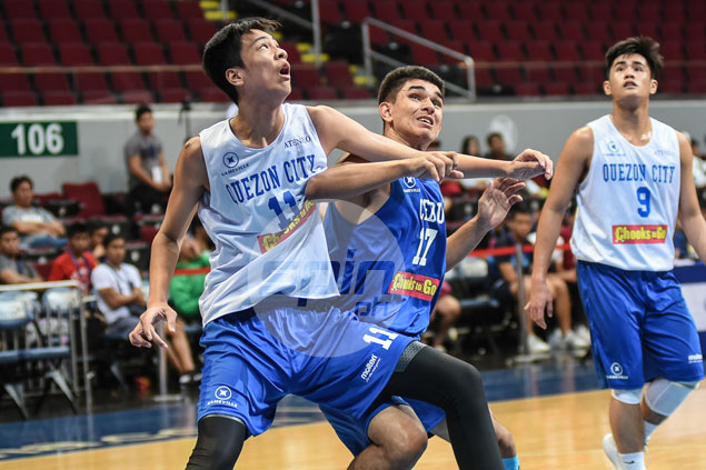 Sacred Heart School-Ateneo de Cebu cuts Blue Eaglets down to size in NBTC upset