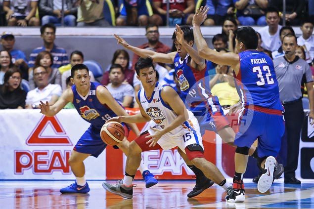 Pain of defeat will make Kiefer Ravena want to 'kill' next conference, says Taulava