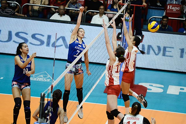 Madayag guards against complacency as Lady Eagles put early struggles behind them | SPIN.ph