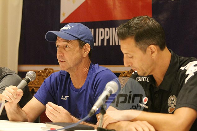 Dooley unfazed as struggling Azkals in high spirits ahead of final AFC Asian Cup qualifying match