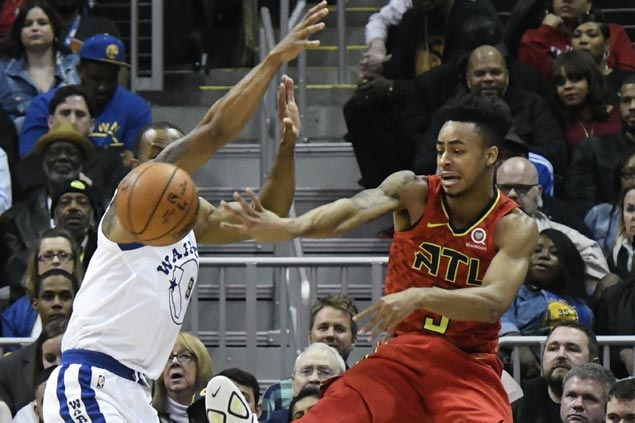 After two 10-day contracts, rookie Jaylen Morris earns multiyear deal with Hawks