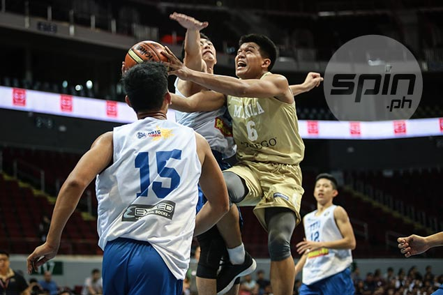 NU Bullpups maul Magis Eagles to forge duel vs LSGH Greenies for NBTC crown