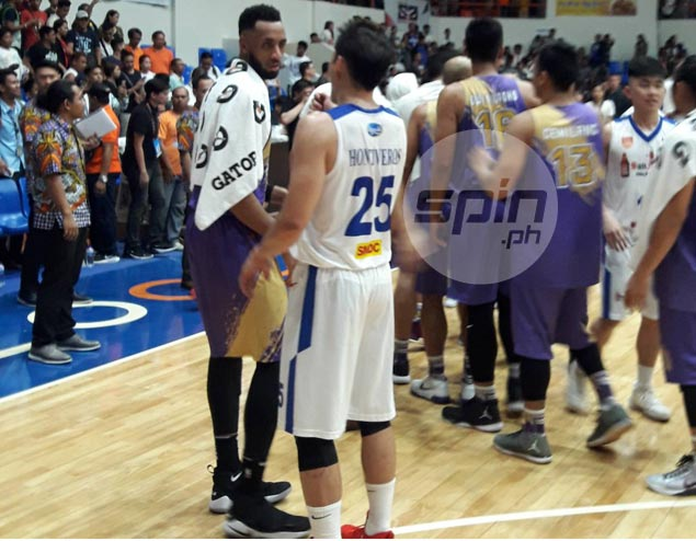 Dondon Hontiveros thrilled to cross paths with former Alaska import Shane Edwards in ABL