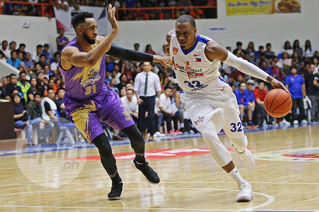 Ginebra taps Shane Edwards as temporary import with Brownlee still committed to Alab Pilipinas