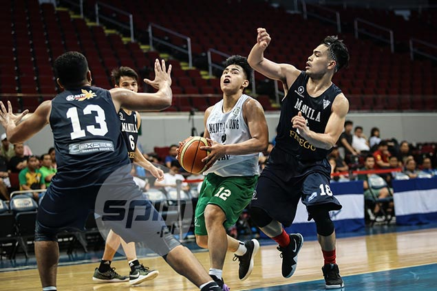 LSGH Greenies blast CKSC Blue Dragons to clinch first spot in NBTC caging finale
