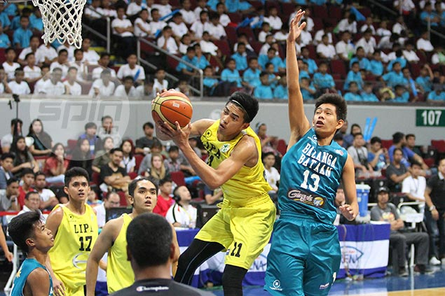 La Salle-Lipa stifles Letran-Bataan late to bag second NBTC Division 2 crown in three years