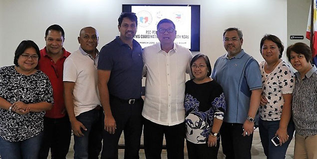 Richard Gomez buckles down to work as PH chef de mission for 2018 Asian Games