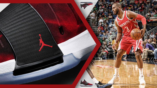 Chris Paul adds to impressive sneaker legacy with Jordan signature shoe CP3.XI