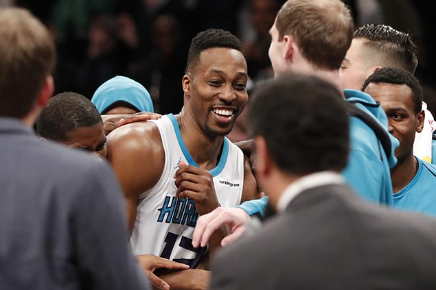 Dwight Howard suspended one game for getting 16th technical foul in 30-30 game