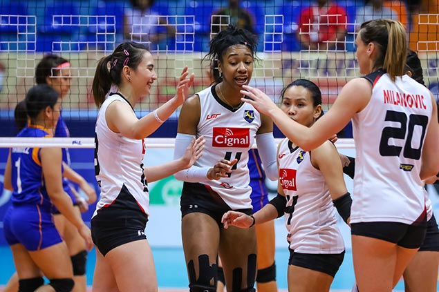 Cignal looks to use long break to regroup after three-game slump entering second round