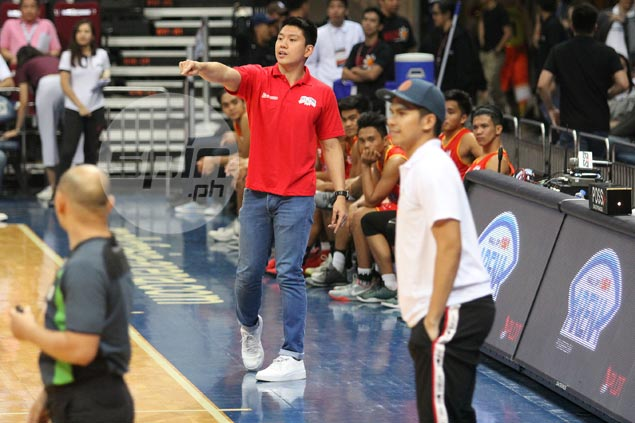 NBTC All-Star Game coaching gig gives Kiefer Ravena a taste of future career