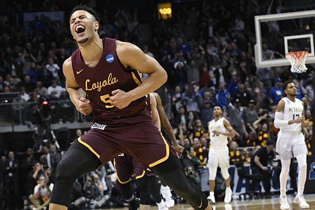 Underdogs Kansas State, Loyola-Chicago, Florida State give seeded foes a bitter exit in Sweet 16