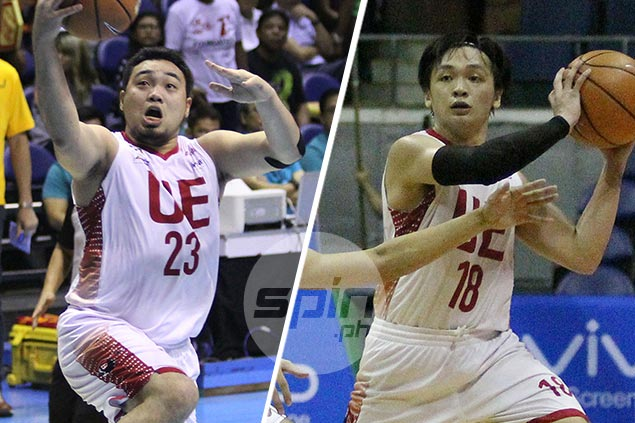 Pasaol, Manalang assure new UE interim coach they aren't leaving Red Warriors