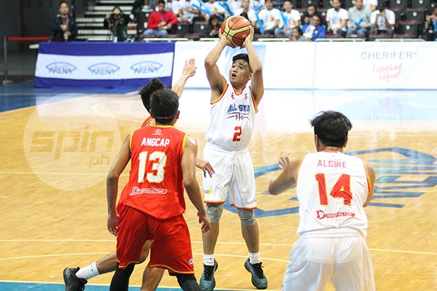 Ryan Cruz hits go-ahead basket as Dedication nips Passion in NBTC Division 2 All-Star game