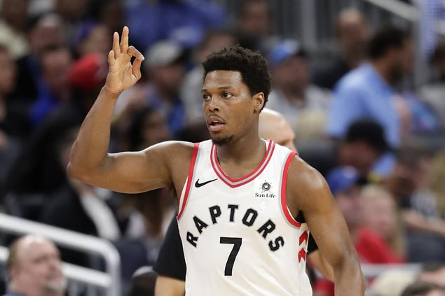 Kyle Lowry posts triple-double as Raptors rally from 14 ...