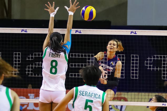 No Hurley, no problem as Petron stays unbeaten and keeps Smart winless in PSL Grand Prix
