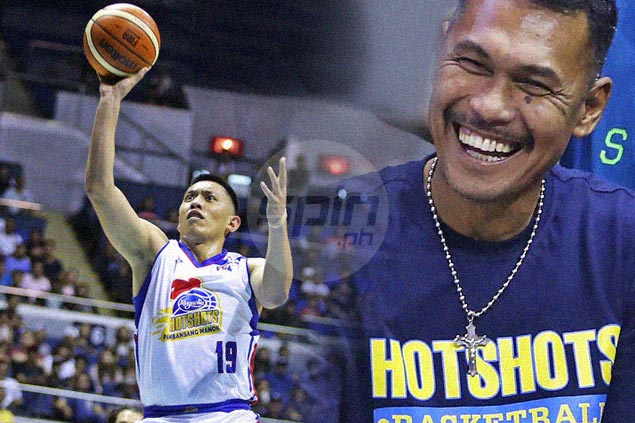 Romy dela Rosa proud as defensive-minded son Rome finally develops offensive game