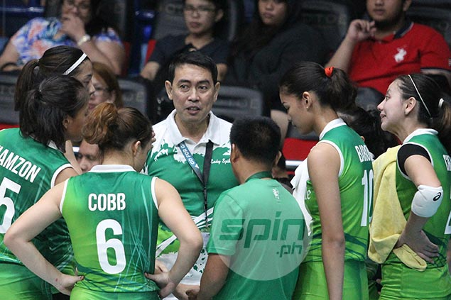 Looking to stay sharp, early semifinalist La Salle resumes training after short break