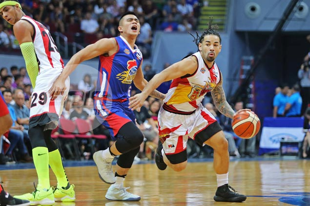 Brian Heruela rises to challenge as SMB finally gets production from its bench