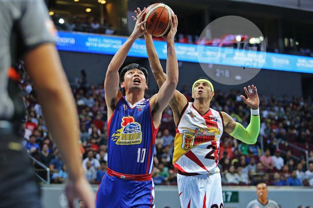 Ian Sangalang vows to bounce back after struggling against swarming SMB defense