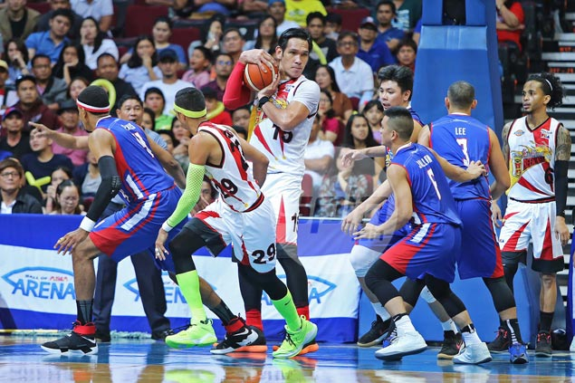 Fajardo doesn't mind reduced production, so long as he lessens turnovers