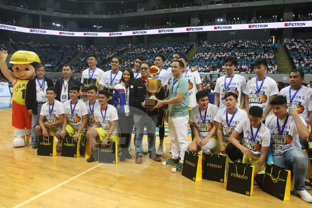 Big win for small cage program as La Salle Lipa bags second NBTC D2 title in three years