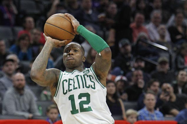Terry Rozier nails eight triples, just short of Celtics record, in big win over Kings