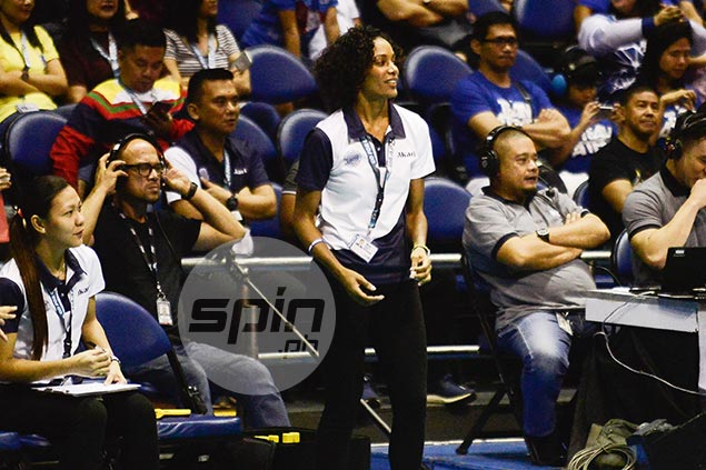 Adamson coach Air Padda laments Lady Falcons got 'too complacent' in sorry loss to Ateneo