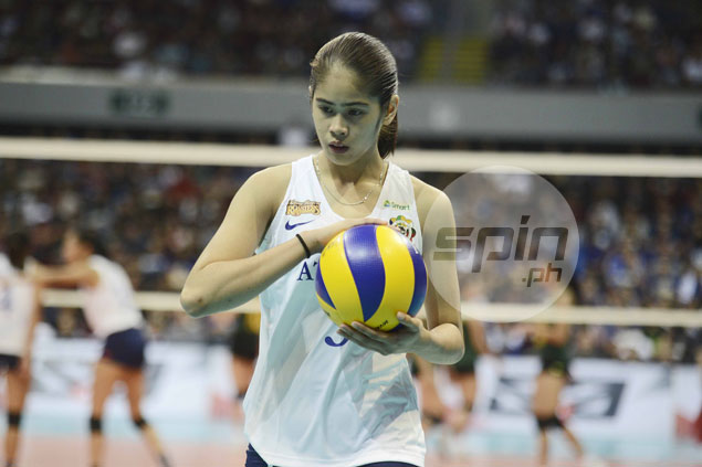UAAP Player of the Week Deanna Wong finally coming into her own after Morado departure