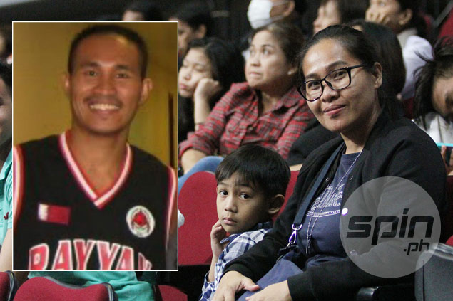 SMB lives up to 'Iba May Pinagsamahan' motto by coming to aid of ailing Joey Mente