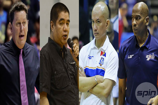 PBA changes afoot as Cone, Guiao, Black head committee tasked to revisit rules, policies